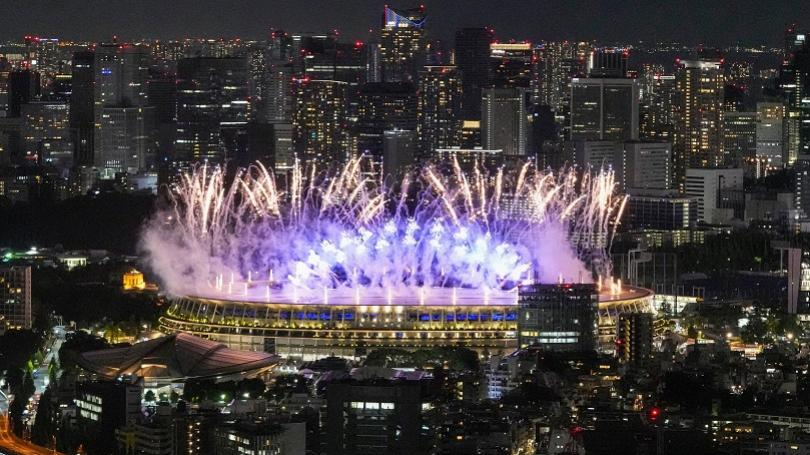 OH v Tokiu: Pozrite si zábery z otváracieho ceremoniálu olympiády