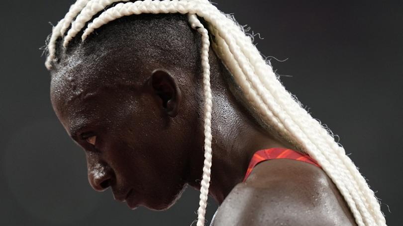 Niyonsabová z Burundi po piatkovej diskvalifikácii v rozbehu na 5000 m cítila krivdu zo strany členov vlastnej výpravy