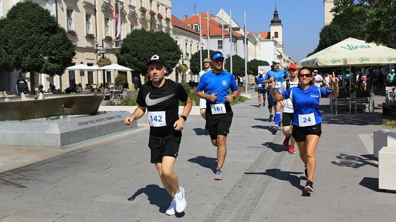 FOTO: Stellantis City run Trnava