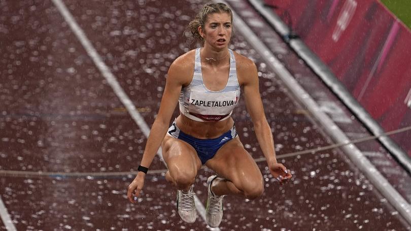 Zapletalová beží v sobotu na Diamantovej lige v Paríži so svetovými esami