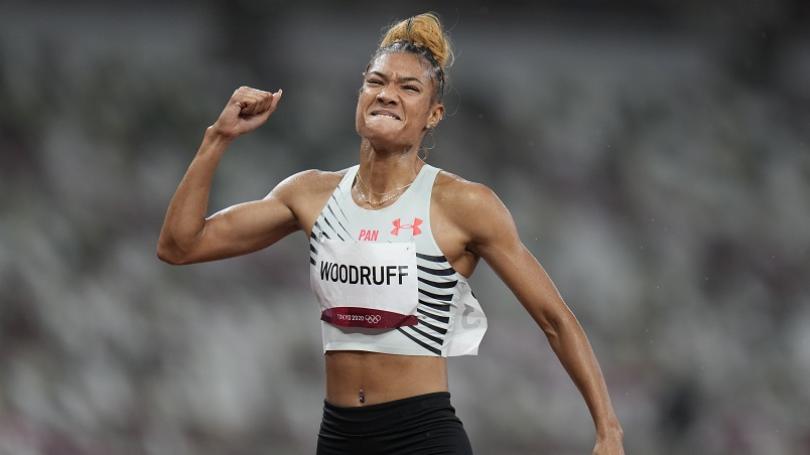 VIDEO: V Paríži vyhrala 400 m prekážok Woodruffová, Zapletalová šiesta
